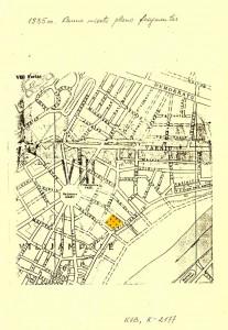 11_Kauno miesto plano fragmentas 1935m